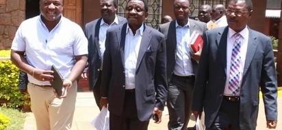 Is Senator Orengo paying the price for wasting Raila's last bullet?