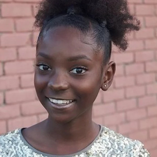 Girl, 10, turns her dark skin complexion into positivity and confidence