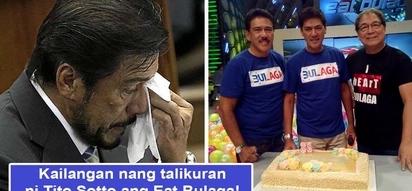 Maraming malulungkot! Tito Sotto kailangan nang magpaalam sa Eat Bulaga