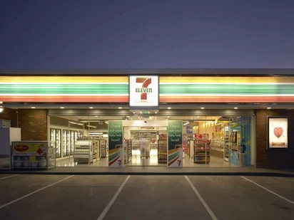You can now own a 7-Eleven Store for a million!