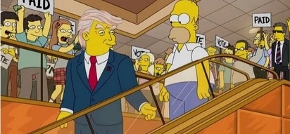 Simpsons Writer Explains How He Predicted Trump Victory 16 Years Ago