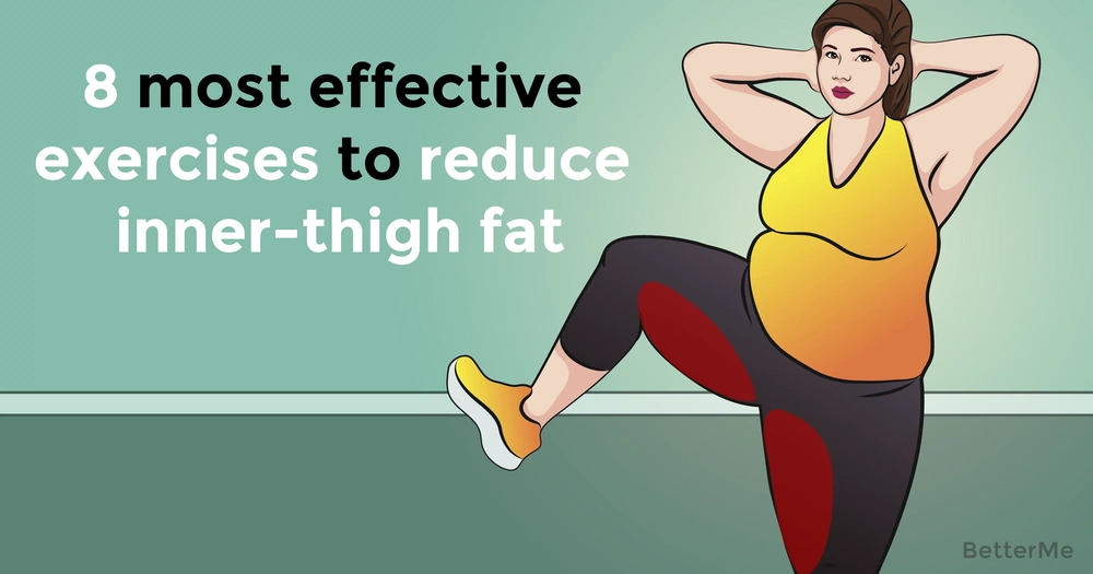 8 most effective exercises to reduce inner-thigh fat