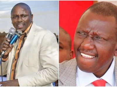 Kikuyu MP 'betrayed' by Jubilee as party denies naming him as DP Ruto's representative in the Presidential running mate debate