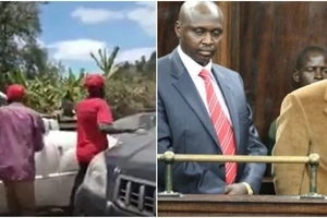 Jubilee MP chased away like a nobody by angry crowd