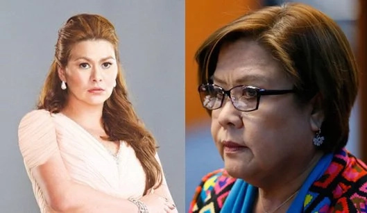 Aiko Melendez slams De Lima for self-pitying