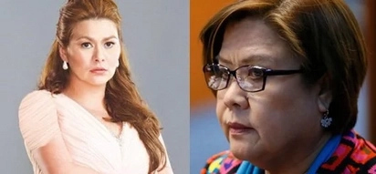 Dapat nag-artista nalang! Aiko Melendez criticizes De Lima for being 'too emotional'