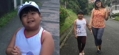 Ryzza Mae Dizon proves she's not a little girl anymore with her dedication to lose weight