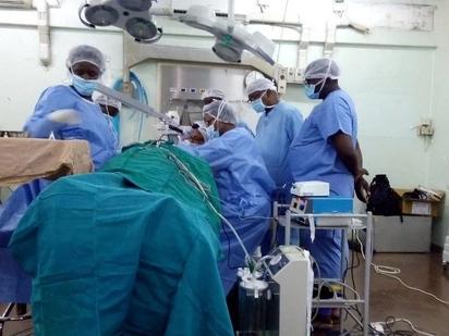 Kwa mara ya kwanza Hospitali ya Kericho yafanya upasuaji wa moyo