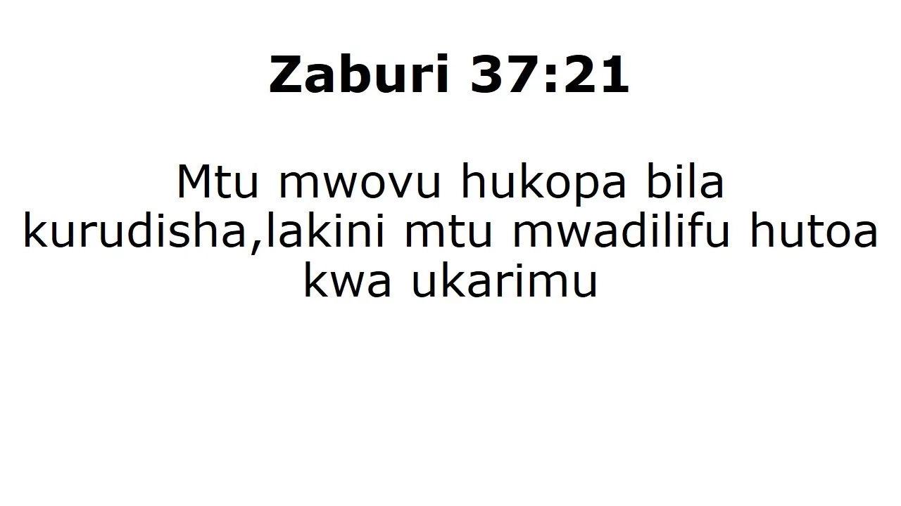 Kidosho amwaibisha pasta kwa kukosa kulipa deni lake