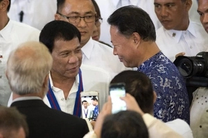 China  helps in building PH rehab
