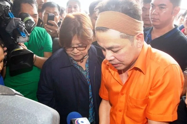 3 drug pushers allegedly linked to De Lima