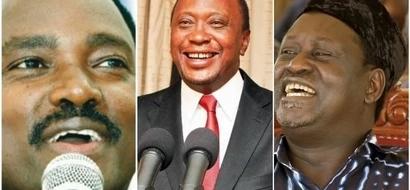 Kalonzo adokeza kuwa Raila anaweza shindwa