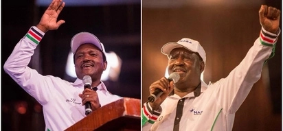 I'll seek Moi's blessings just like Raila - Kalonzo Musyoka