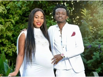 Bahati and Diana Marua bow down to fans' pressure, take their newborn off social media