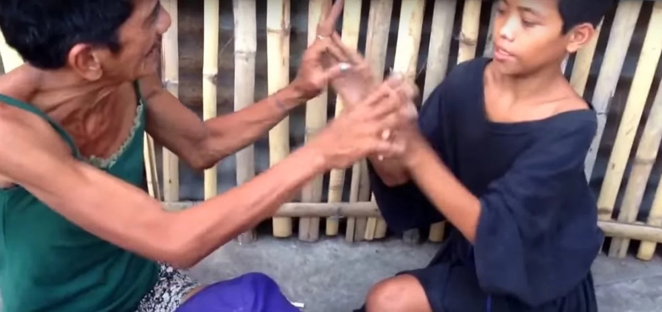 Netizen shares viral video of most brutal Pinoy game ever