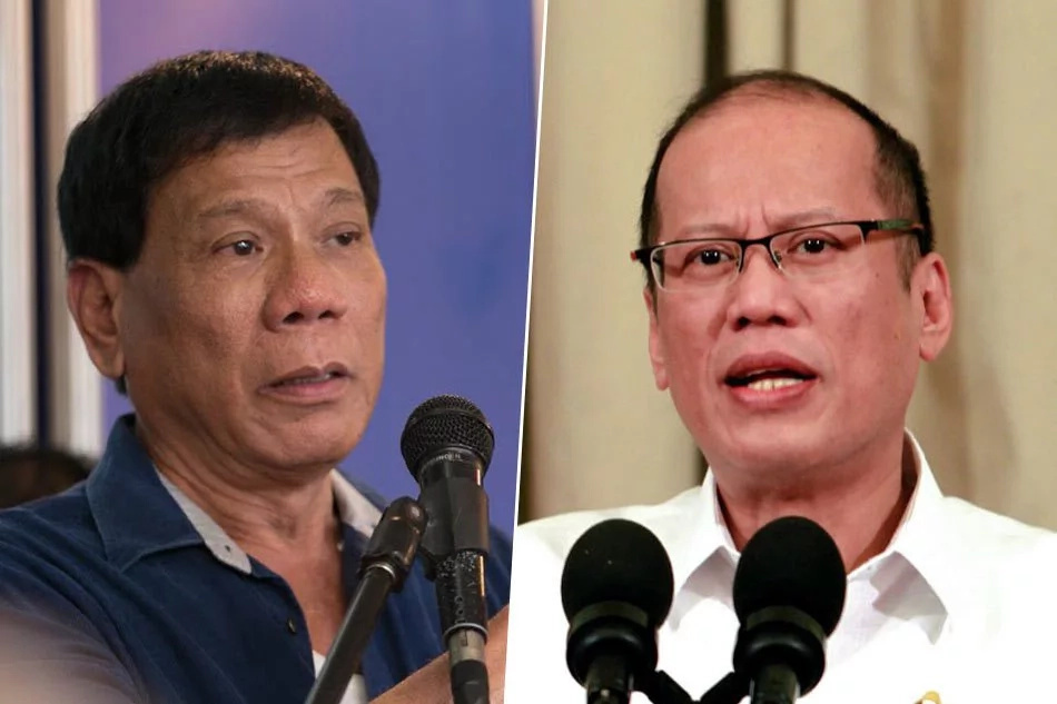Duterte's fans don't really trust him - PNoy
