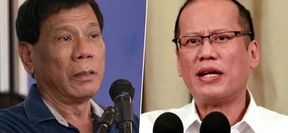 Duterte's fans don't really trust him - PNoy