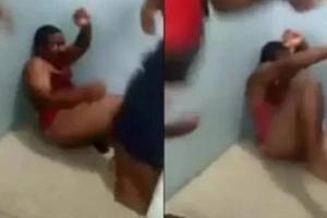 Prisioneros filmaron cuando destrozaban a un violador de niños