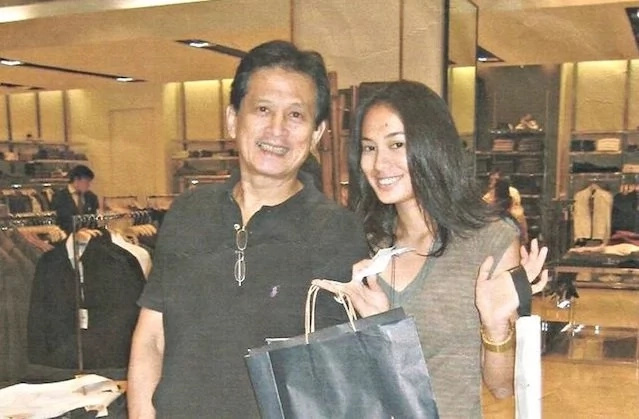 Isabelle Daza's father passes away on Thursday