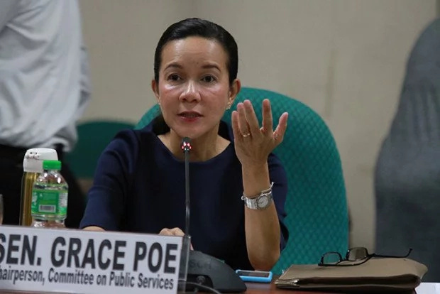 Poe in favor of emergency powers amidst martial law threats