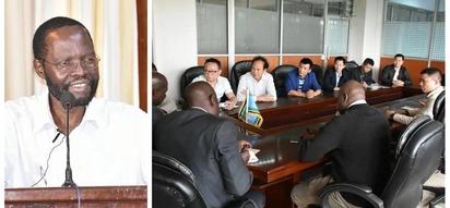 Wachina watua Kisumu na KSh 1.2 bilioni kufufua kiwanda cha samaki