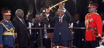 Hii ndio sababu Uhuru hatapewa mkuki na Katiba wakati wa kuapishwa