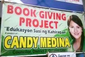 Netizens could not help but notice councilor's epic fail tarpaulin saying 'Edukasyon Susi ng Kahirapan'