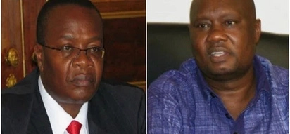 Huge BLOW to Ojaamong after his running mate QUITS