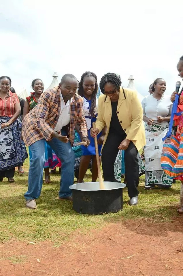 Illicit brew fight leads to an increase in expectant mothers