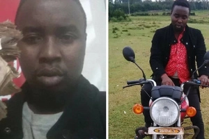 Man posts photos bragging of having sex with a standard four girl in the bush
