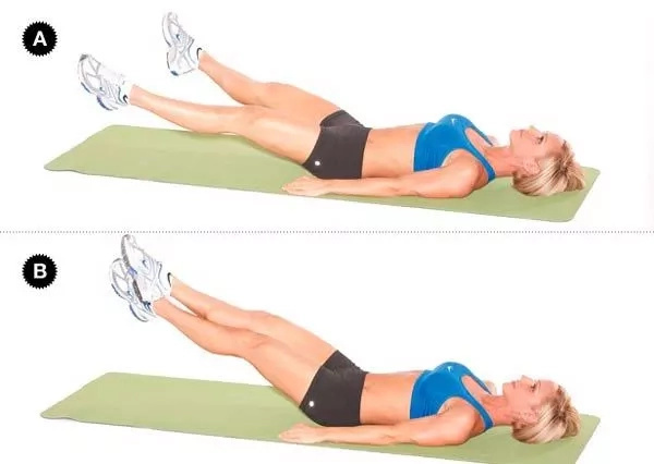 5-Minute Ab Exercises in Your Bed to Get Rid Of Belly Fat Fast