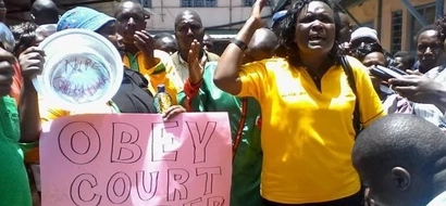We Will Not Pay Teachers, Their Employer Now Vows