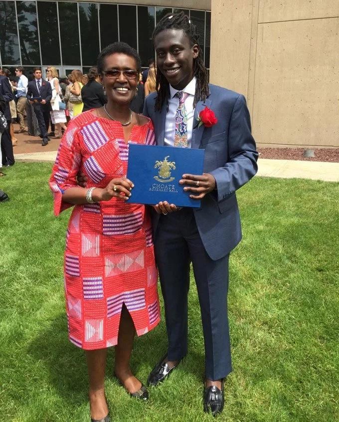 Huyu ndiye mke wa Kiza Besigye, kiongozi wa upinzani nchini Uganda