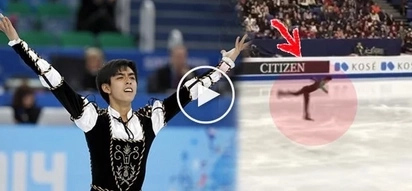 Nakaka-proud! Michael Martinez makes it to the 2017 World Figure Skating Championship Finals
