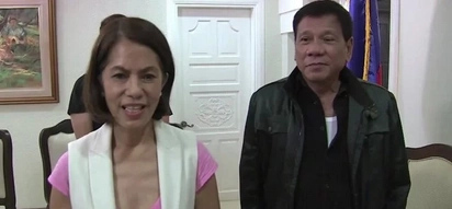 Gina Lopez accepts Duterte's offer to head DENR