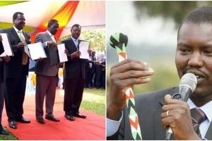 Jubilee MP warns NASA ahead of Eldoret rally