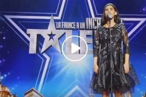 True Pinoy pride! Blind Pinay singer Katchry Jewel Golbin advances to 'France Got Talent' finals
