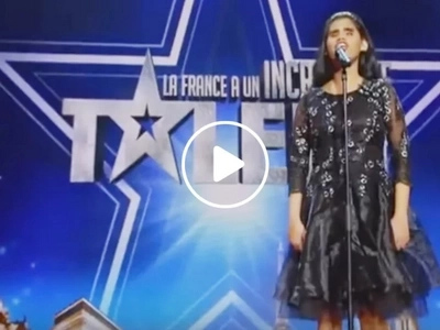 Pinoys are excellent singers: Katchry Jewel Golbin slays 'France Got Talent' by making it to the grand finals