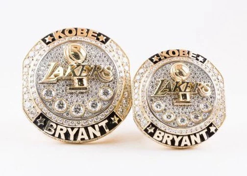 Bryant received diamond ring for retirement