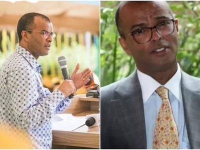 Phillip Murgor OPTS out of August presidential race