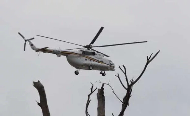 Update: 3 bodies retrieved from Lake Nakuru, 72 hours after chopper crash