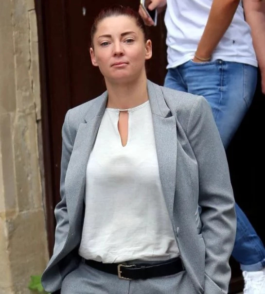 Woman stamped on man's head with high heels after he said this to her