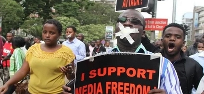 Kenyan media under siege as government lauches crackdown