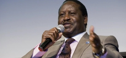 Raila Odinga dicusses sharing power with President Uhuru before 2017 polls