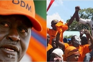 DETAILS of the mega ODM sitting in which Raila will be named as presidential candidate