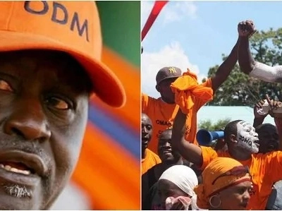 A week after the NASA rally, ODM party to name Raila as its presidential candidate, details