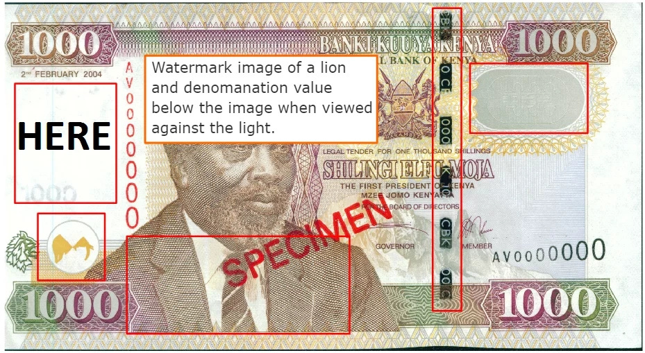 Image result for video of a machine printing fake kenyan money