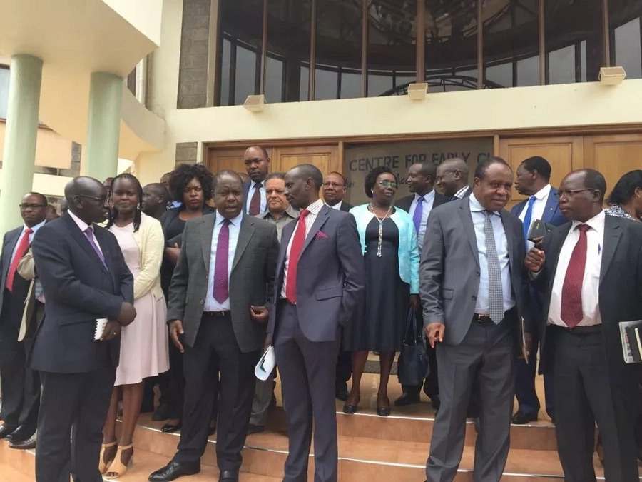 Major education reforms to go on - Matiang'i says after crisis meeting with stakeholders