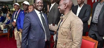 Ruto dismisses Raila's suggestion to amend the Constitution