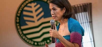 DENR chief Lopez countered criticisms on her 1st day